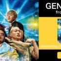 【ライブ動画配信】GENERATIONS「ユナイテッドジャーニー」を無料視聴する方法