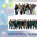 【Mステ動画6/14】GENERATIONS&THE RAMPAGE「SHOOT IT OUT」|ジェネレージョンズランページ
