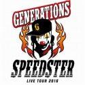 【ライブ】GENE「SPEEDSTER」東京公演!レポ・バクステ・セトリ