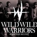 【SECONDライブ】4月7日静岡公演WILD WILD WARRIORS|レポ・グッズ